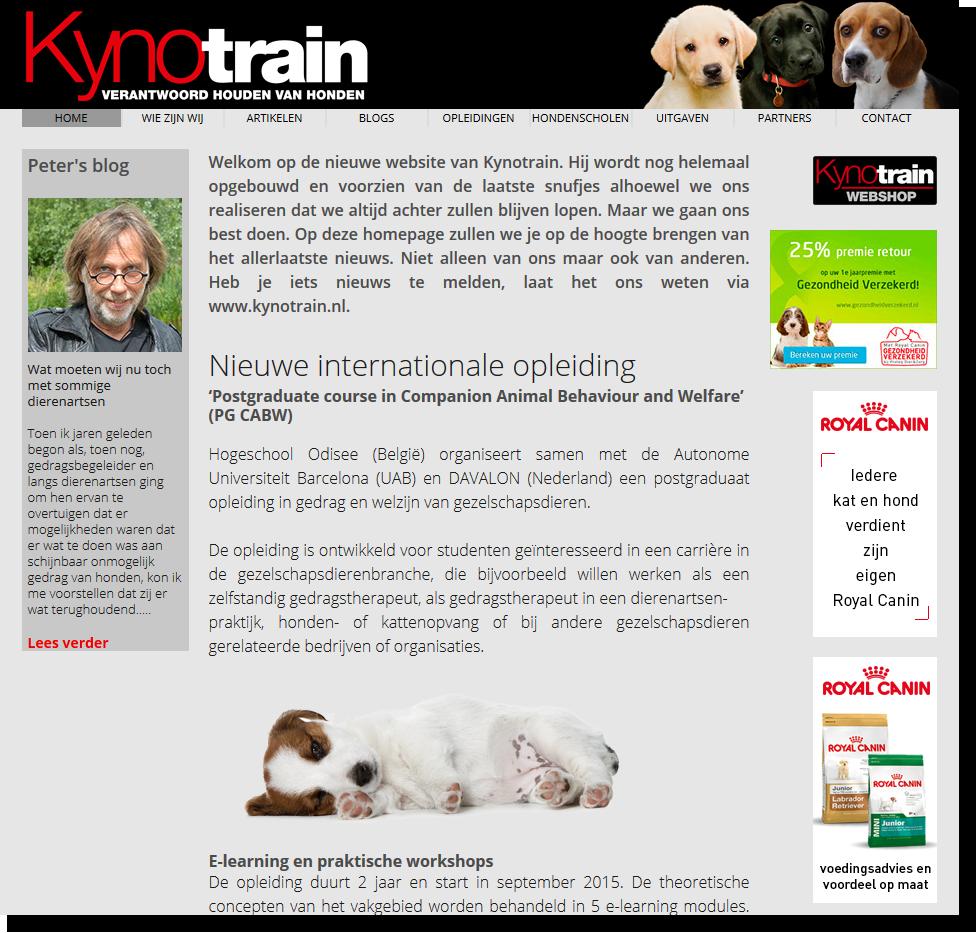 website kynotrain peter beekman